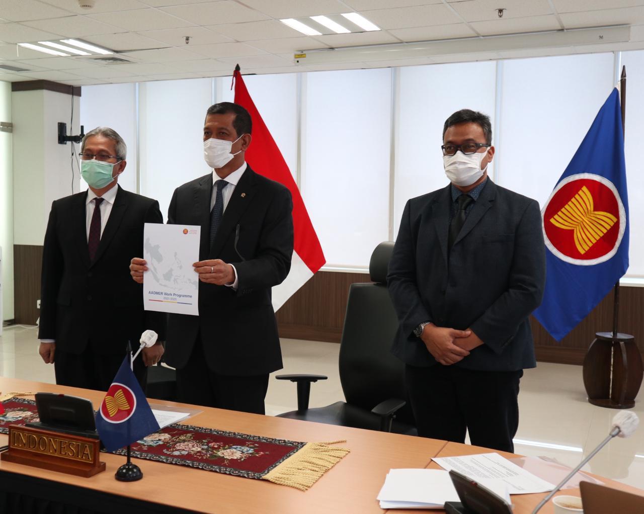Indonesia Ajak ASEAN Jalin Kerja sama Penanggulangan Pandemi