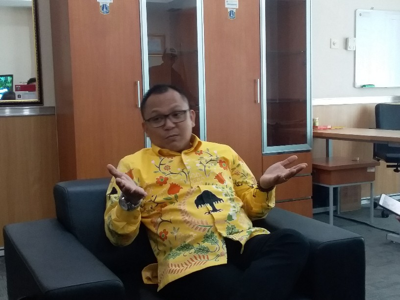 Baru Dilaunching, Ini Keluhan Warga di Posko Aduan Fraksi Golkar DKI