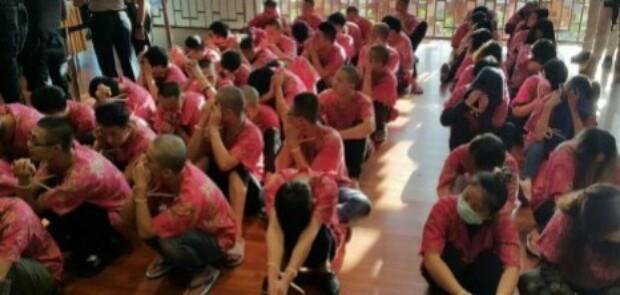 Akan Kerja Secara Ilegal di Gresik, 53 Warga China Ditahan Ditjen Imigrasi