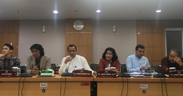 Komisi C DPRD DKI : Anggaran Rp 128,9 Milyar Bukan Untuk Satu Komputer