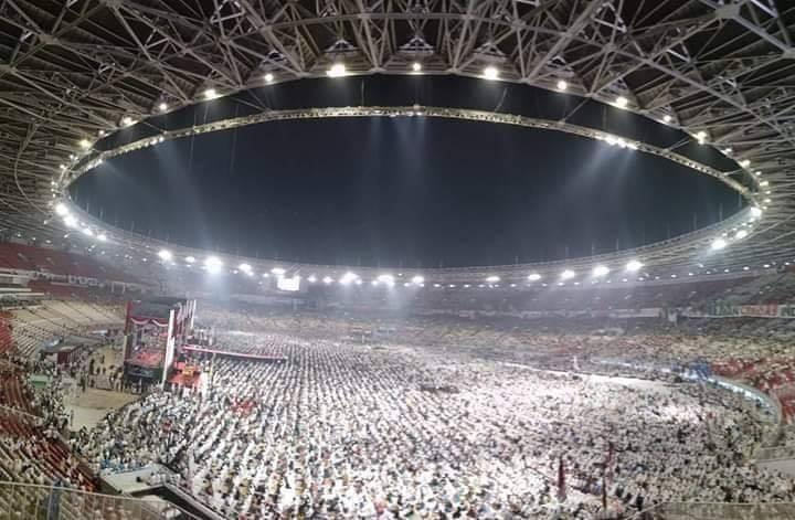 Di hadiri Jutaan Orang, Seknas Prabowo-Sandi Ucapkan Terima Kasih