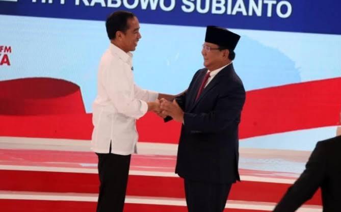 Curhat Capres di Debat Keempat, Prabowo Gerah Dituduh Bela Khilafah, Jokowi Mengaku Sering Dituduh PKI