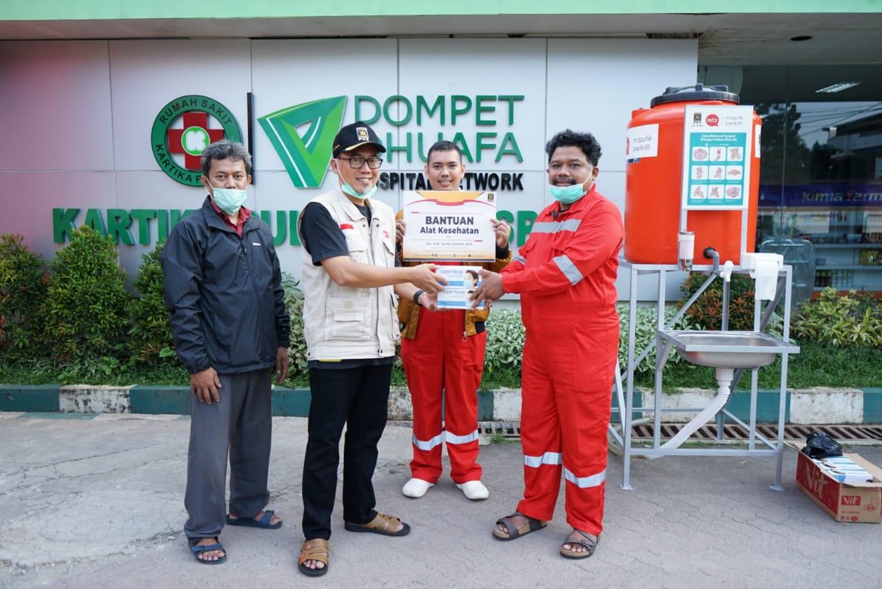Legislator PKS DPRD DKI Minta APD Cleaning Service RS juga Diperhatikan Pemerintah