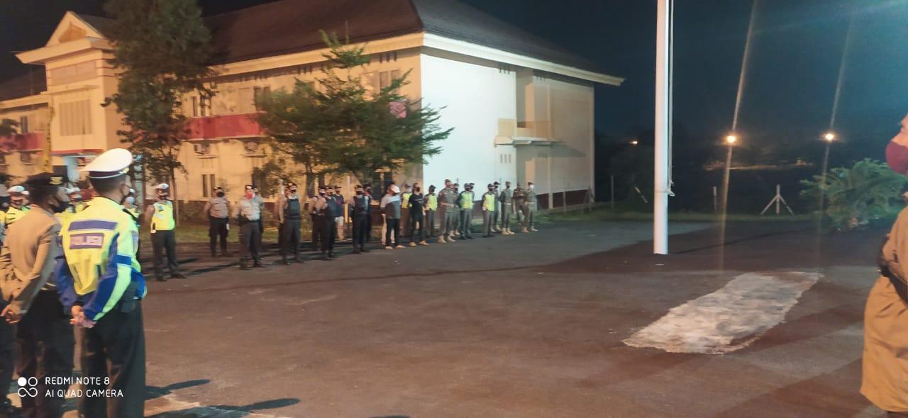 Patroli skala besar kembali digelar Polres Lampung Selatan (Lamsel). Operasi ini digelar setela apel kesiapan yang dilakukan di Halaman Mapolres setempat