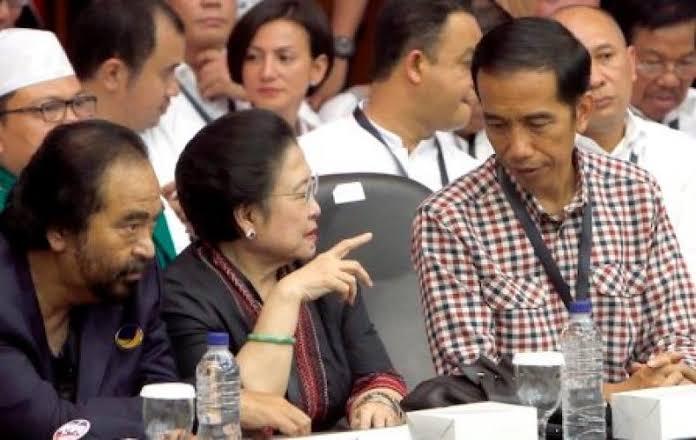 Hubungan Megawati dan Surya Paloh Diisukan Retak, Begini Kata PDIP
