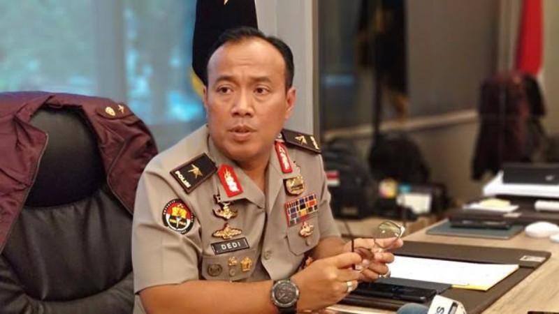 Mabes Polri Cek Chat WAG Pilpres 2019 yang Diduga Milik Polisi dan Dukung Paslon 01