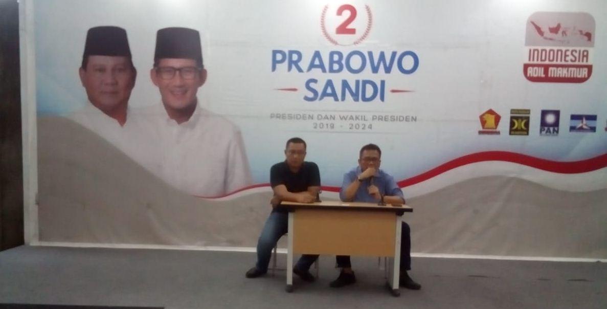 Seknas Prabowo-Sandi Minta Pemungutan Suara di Dapil Malaysia dihentikan