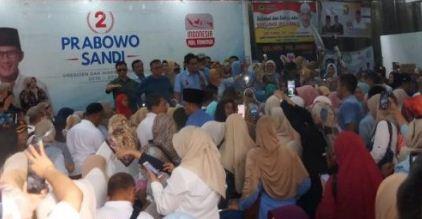 Ustaz Sambo Yakinkan ke Relawan Prabowo-Sandi Menang Pilpres 2019