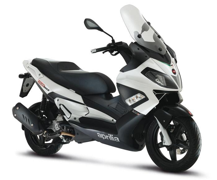 Skuter Aprilia SR Max 300 cc Siap Saingi Jagoan Yamaha dan Honda