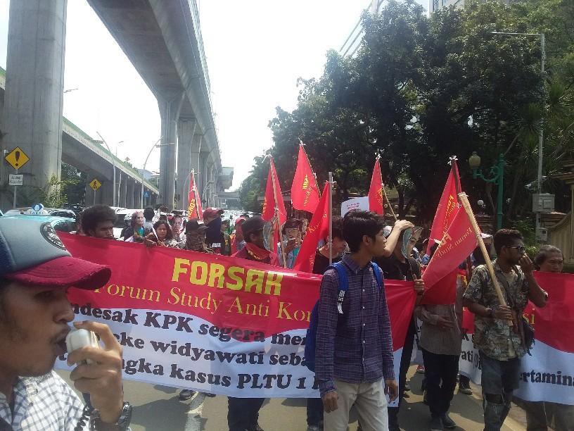 Bareskrim Didesak Periksa Pejabat Lain di Kasus PLTU Riau dan Proyek Shorebase Supply Service