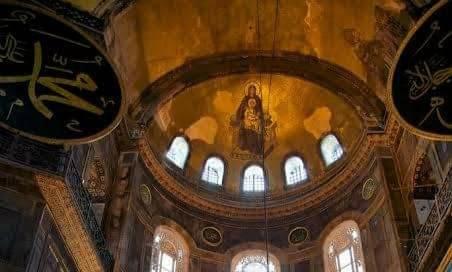 Ini Fakta-Fakta Haghia Sophia, Mesjid Yang Sempat Jadi Museum
