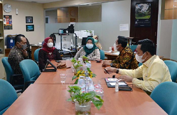 Konsultasikan pelaksanaan Sosper, DPRD Lampung Timur Kunjungi DKI