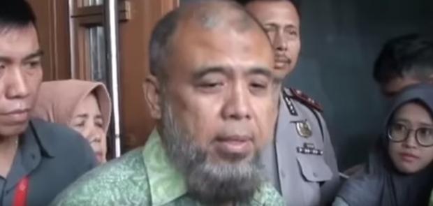 Patrialis Akbar Tolak Dakwaan JPU KPK