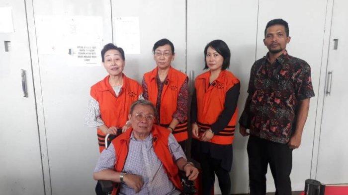 Sekeluarga Dibui Kasus Korupsi SPAM Lampung, KPK Cetak Sejarah