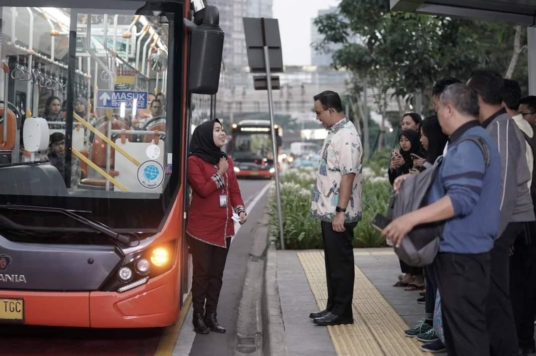 ITDP Bantah Pemberian STA 2021 Karena Ada Aktivis ITDP Jadi Direksi Transjakarta