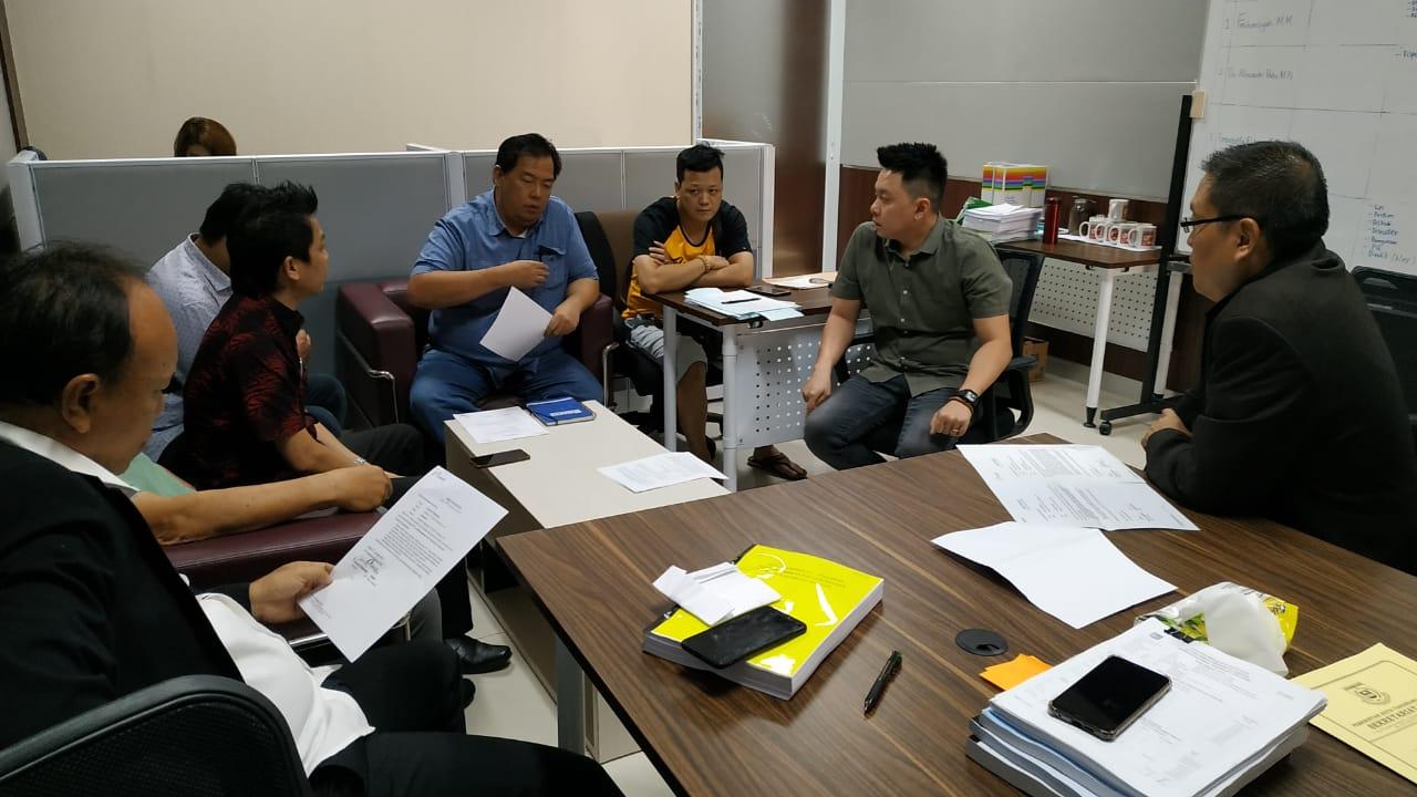 Dipermainkan Melati Mas Grup, Warga Perumahan Laverde Ngadu Ke PSI Tangsel