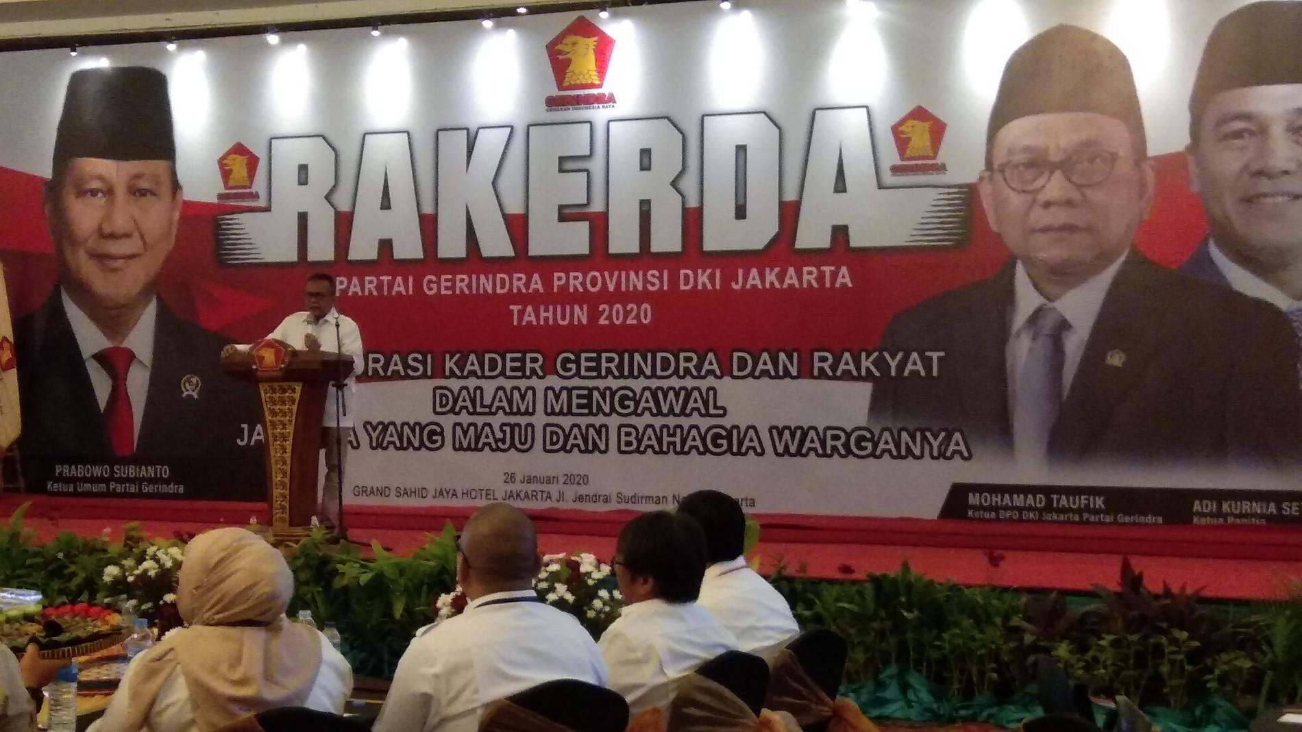 Komitmen Layani Warga, Anggota Fraksi Gerindra DKI Diminta Buka Posko Aduan Di Dapilnya