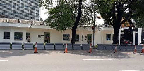 Kedutaan AS Keluarkan Peringatan Keamanan Bagi Warganya Terkait 22 Mei