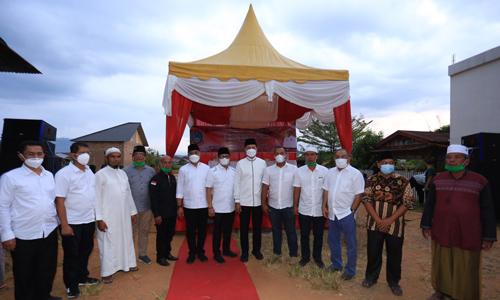 Hadiri Reses Wakil Ketua DPRD Sumut, Wagub Musa Rajekshah Terima Aspirasi Langsung dari Masyarakat