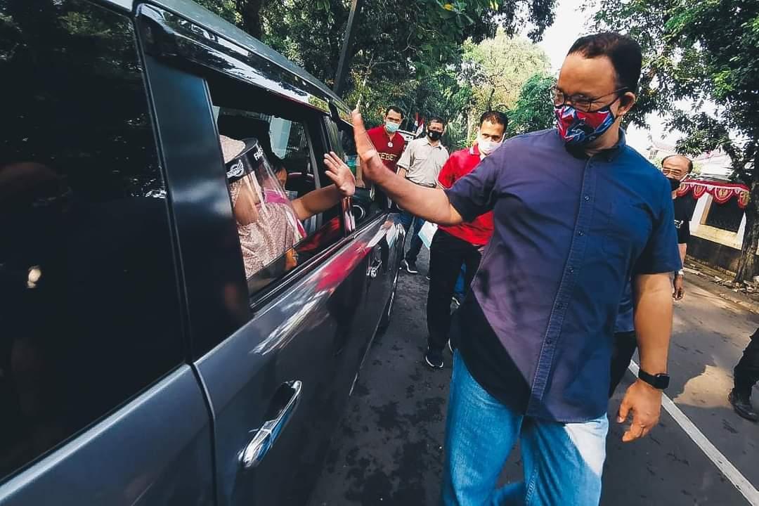 Meski Terus Meroket, Kasus Covid-19 di Jakarta Terkendali