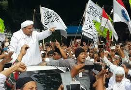 Habib Rizieq Haramkan Umat Islam Pilih Caleg dan Capres Pendukung Penista Agama