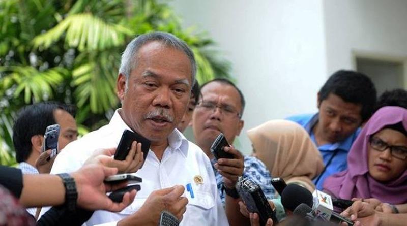 Menteri PUPR Kaget dan Sedih Anak Buahnya Ditangkap KPK