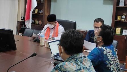 Pemkot Jakpus Evaluasi Pendistribusian Bantuan Sosial Tunai