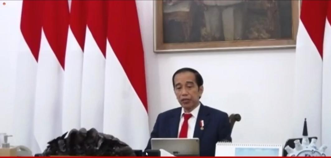 Beda dengan Anies, Jokowi kembali Tegaskan Intervensi Skala Lokal
