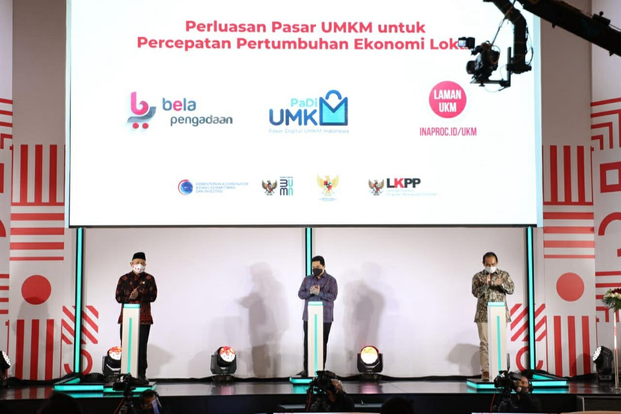 UMKM Terbukti Kokoh, Telkom Siapkan Platform PaDi