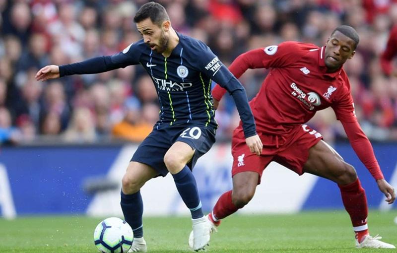 PREV LIGA PRIMER: Manchester City Vs Liverpool
