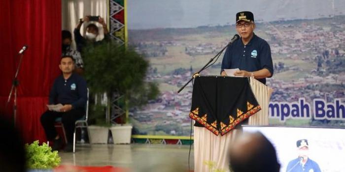 Peringati HPSN, Gubernur Aceh Deklarasikan Pilah Sampah Sebagai Bahan Baku Ekonomi