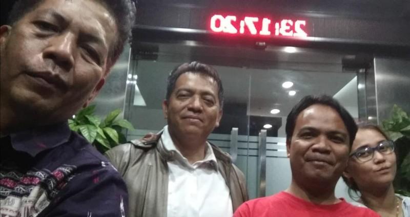 Polda Bebaskan Nelayan Dadap, Tapi Harus Jalani Wajib Lapor