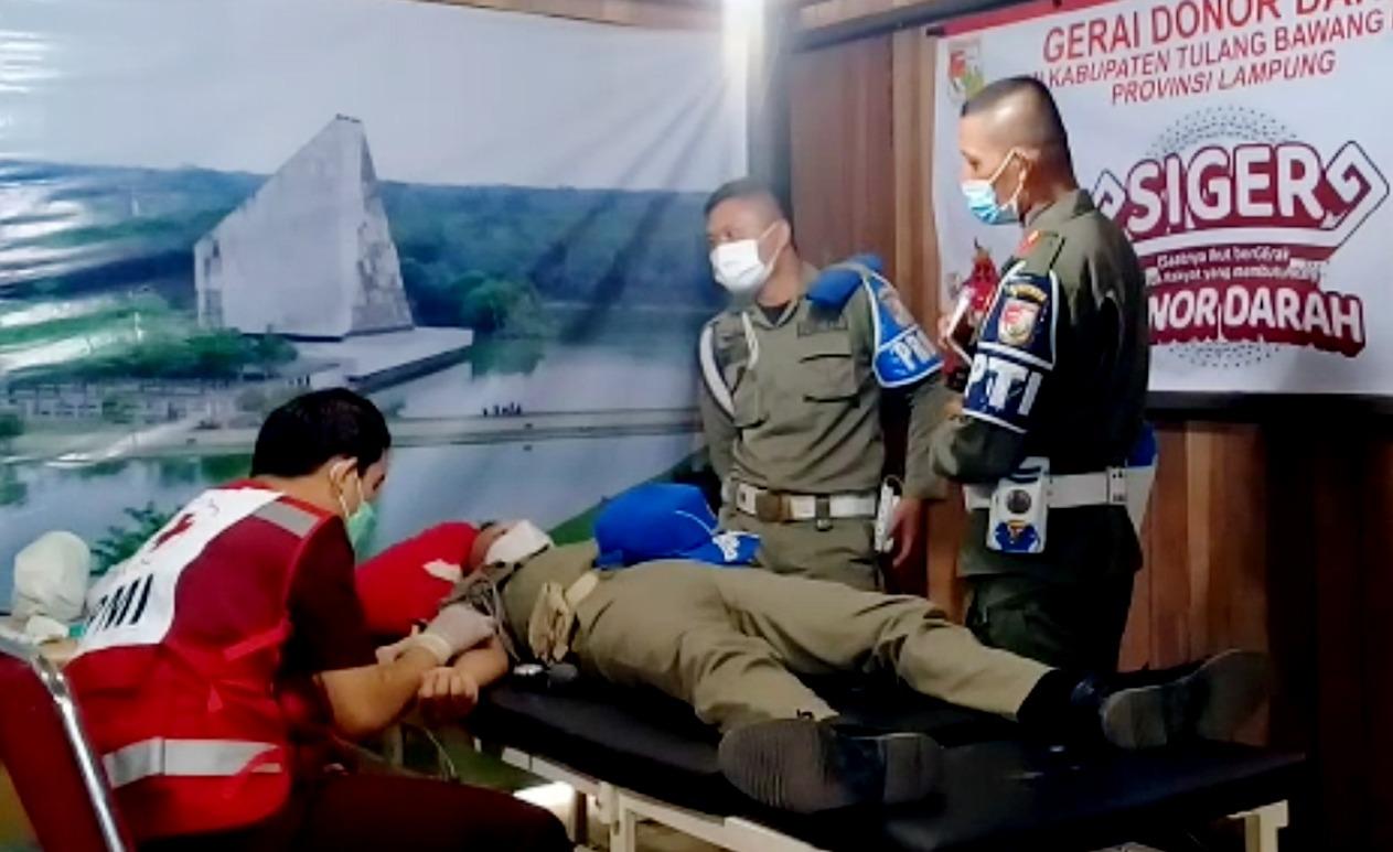 Riana Sari Arinal, Donor Darah Selain Misi Kemanusiaan Juga Untuk Kesehatan