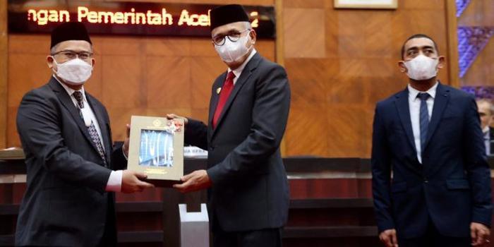 Pemerintah Aceh Pertahankan WTP Enam Kali Berturut-turut