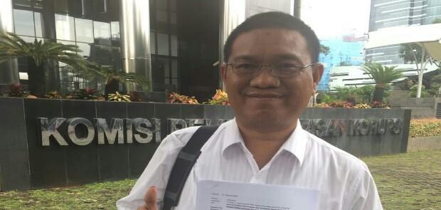 Dugaan Korupsi Pengadaan Lahan Waduk Pondok Ranggon III Sebesar Rp15,49 Miliar Dilaporkan ke KPK