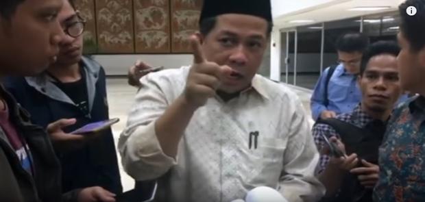 Revisi UU KPK, Fahri Hamzah Ikut Presiden Jokowi Aja