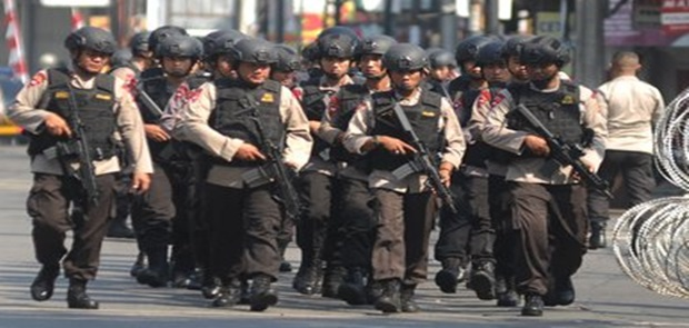 DPR RI Bantah Lamban Bahas Rancangan Undang-Undang Terorisme