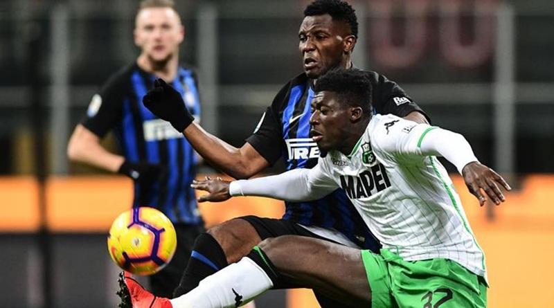 Bertarung Tanpa Penonton, Inter Dibendung Sassuolo