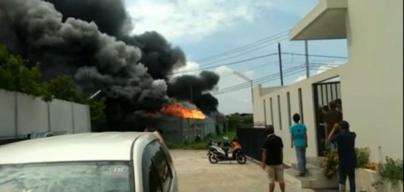 Empat Bersaudara Asal Garut Jadi Korban Kebakaran Pabrik Mercon