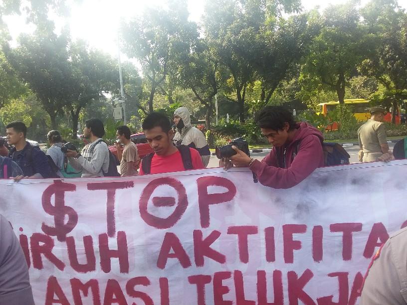 Terbitkan IMB pulau D, ALPJ : Anies Jadi Preseden Buruk Bagi Masa Depan Lingkungan Hidup