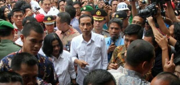 Harga BBM Naik Lagi, SGY: Jokowi Sedang Pasang Badan Buat Presiden Baru