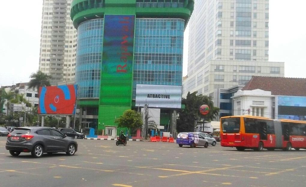 Diduga Ada Oknum SKPD Kongkalikong dengan Pengusaha, Tim Terpadu Belum Segel Reklame di Harmoni