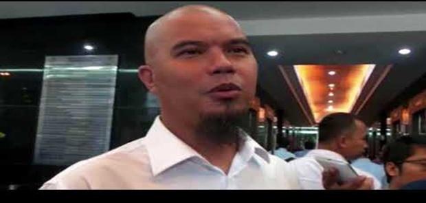Berkas Polisi Lengkap, Ahmad Dhani Terancam 6 Tahun Penjara