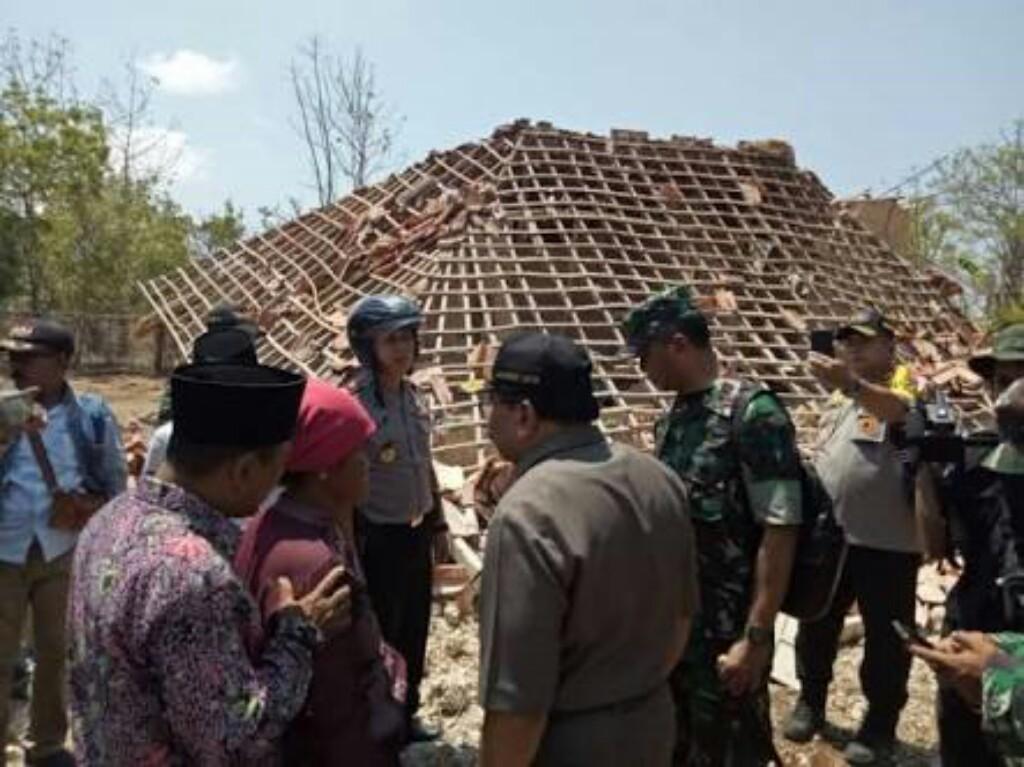 Gempa Situbondo Rusak Ratusan Rumah di Pulau Sapudi dan Jember