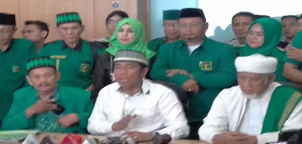 Dipecat Akibat Dukung Anies-Sandi, DPW PPP DKI Bantah Melawan Keputusan Partai