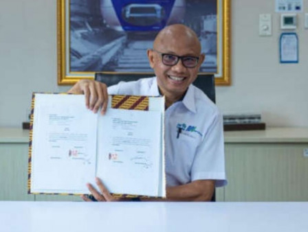 PT MRT Jakarta-BSSN RI Sepakati Kerja Sama Keamanan Informasi dan Transaksi Elektronik