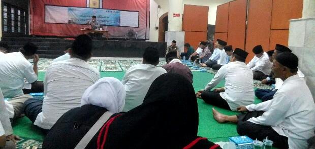 Sambut Ramadhan, Majelis Ta'lim Ar Rasyid Gelar Pengajian Bulanan Ketiga