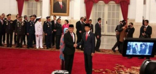 BNN Kini Dipimpin Irjen Pol Heru, Ini Harapan Ketua DPR