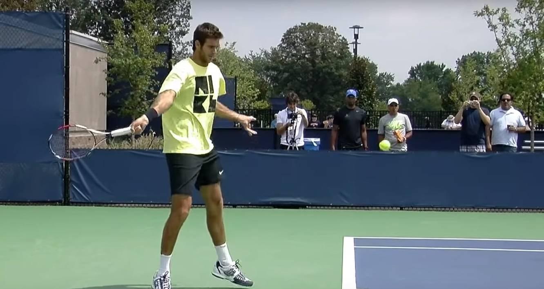 Madrid Open: Juan Martin del Potro Kembali Tampil