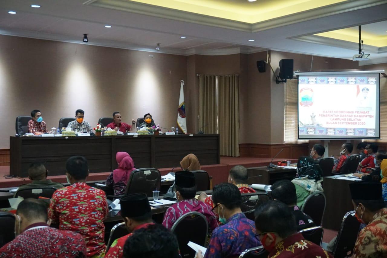 Jakarta Kembali Terapkan PSBB 14 September 2020, Pemkab Lampung Selatan Waspadai Pemudik dari Ibukota